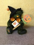 Hermann Teddy Original Halloween-Hexe 148258